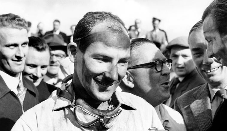 Fallece Sir Stirling Moss a los 90 años tras una larga enfermedad