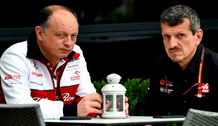 Fórmula 1: Vasseur alerta sobre los costes de concentrar carreras