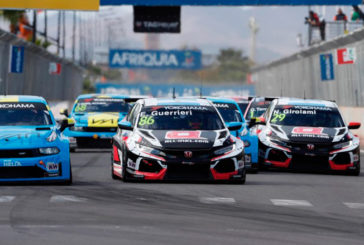 WTCR: Guerrieri y Girolami en una carrera virtual