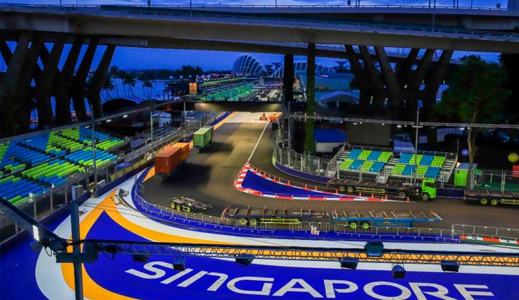 Fórmula 1: Singapur casi descartada y Zandvoort pende de un hilo