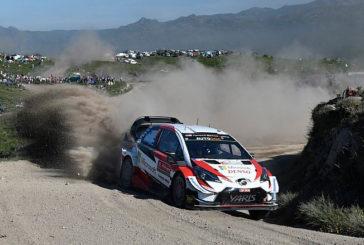 WRC: Suspendido el Rally de Portugal, previsto para el mes de mayo