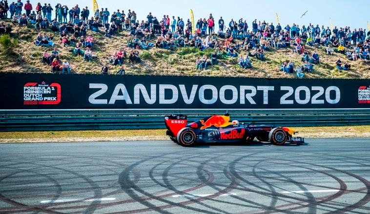 Fórmula 1: El GP de Países Bajos queda cancelado oficialmente