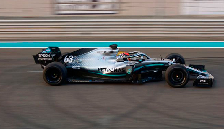 Fórmula 1: Mercedes realizará un test la semana próxima
