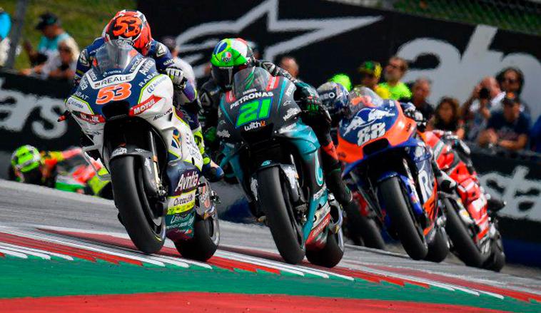 MotoGP: El GP de Argentina sigue en carpeta