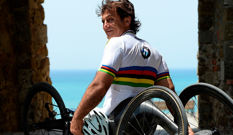 Zanardi, estable pero su estado sigue siendo grave