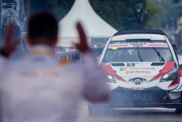 WRC: Se cae Nueva Zelanda y por primera vez Finlandia no tendrá rally