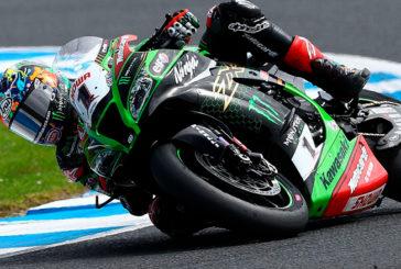 Super Bike: Jonathan Rea renueva su alianza con Kawasaki y KRT