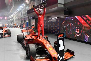 Fórmula 1: Se cancela oficialmente los GP de Azerbaiyán, Singapur y Japón