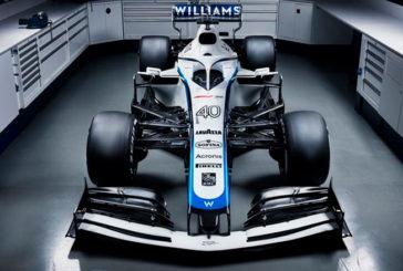Fórmula 1: Williams muestra al mundo su renovado diseño