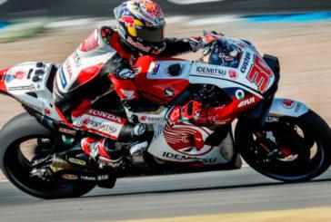 MotoGP: Nakagami sorprende y Quartararo pone el ritmo en los Libres2
