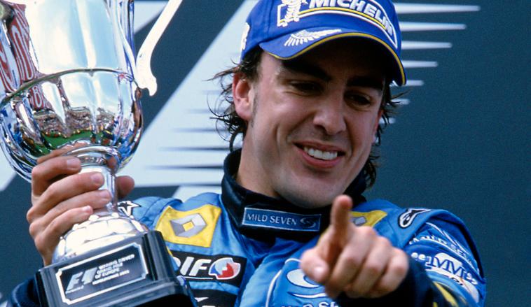 Fórmula 1: Fernando Alonso vuelve a la Fórmula 1 con Renault
