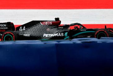 Fórmula 1: Mercedes asusta con otro doblete en los Libres 2 de Austria