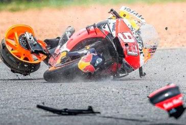 MotoGP: Operaron con éxito a Marc Márquez