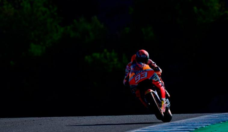 MotoGP: Marc Márquez comienza dominando en el inicio en Jerez