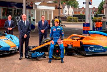 Fórmula 1: McLaren F1 trae de vuelta el histórico patrocinio de Gulf