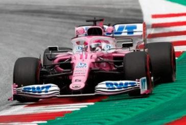 Fórmula 1: Sergio Pérez y Racing Point sacan las garras en la primera sesión de libres