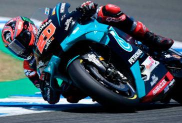 MotoGP: Quartararo arrasa en el GP de Andalucía y Viñales es segundo