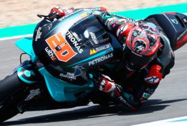 MotoGP: Primer triunfo de Quartararo en Jerez tras la fuerte caída de Marc Márquez