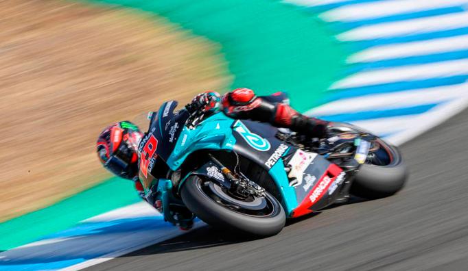 MotoGP: Quartararo vuelve a sacar el diablo que lleva dentro