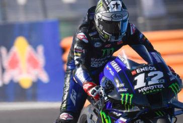 MotoGP: Viñales se pone al frente en Jerez