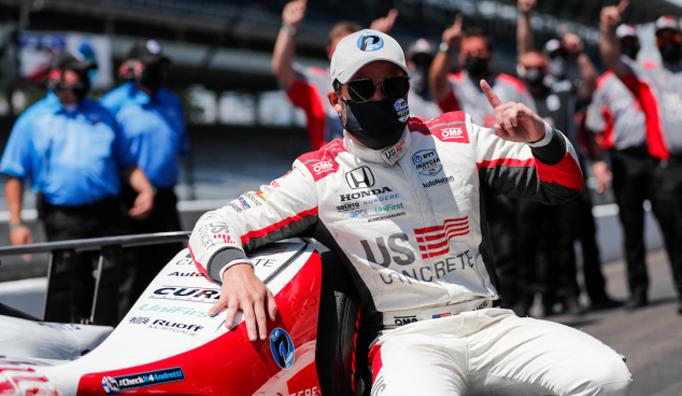 Indy Car: Andretti se queda con la pole de las 500 millas de Indianápolis