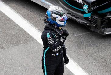 Fórmula 1: Bottas doblega a Hamilton y se hace con la pole