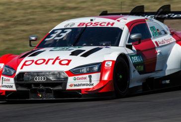 DTM: Rast gana la primera carrera y Müller la segunda en Lausitzring
