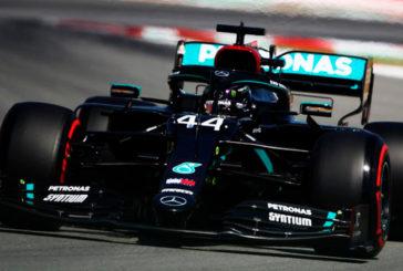Fórmula 1: Hamilton pone a Mercedes en lo más alto de los Libres 2