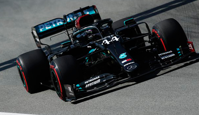 Fórmula 1: Hamilton logra una nueva pole