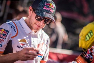 MotoGP: Marc Márquez se baja de Brno, será sustituido por Stefan Bradl