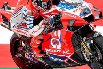 MotoGP: Miller y Dovizioso, doblete Ducati en la vuelta a Austria