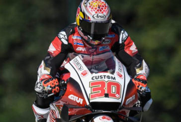 MotoGP: Nakagami manda de inicio en Brno y Viñales se cae