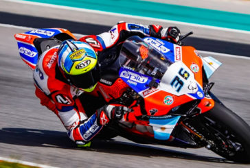 Super Bike: Tati Mercado avanzó hasta el Top 15 del superbike