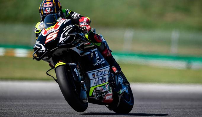 MotoGP: Zarco sorprende y se lleva la pole ante un caído Quartararo