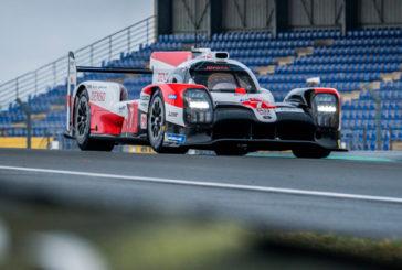 WEC: El Toyota 7 lidera en Le Mans