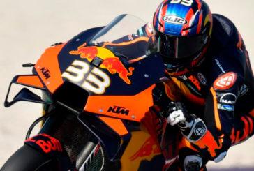 MotoGP: Brad Binder, el más rápido del viernes en Misano