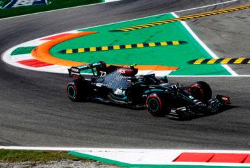 Fórmula 1: Bottas es la referencia en los Libres 1