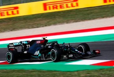 Fórmula 1: Bottas se lleva los primeros libres en Mugello