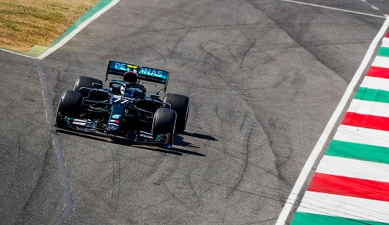 Fórmula 1: Mercedes domina con claridad los Libres2