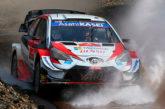 WRC: Elfyn Evans supera el caos de la última etapa y gana el Rally de Turquía
