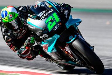 MotoGP: Franco Morbidelli se lleva la pole en el GP de Catalunya