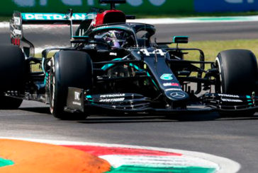 Fórmula 1: Hamilton marca la pauta en los Libres 2