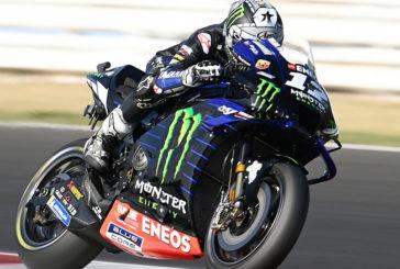 MotoGP: Maverick Viñales hereda la pole (de récord) por sanción a Bagnaia