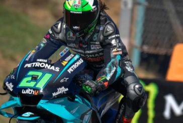 MotoGP: Morbidelli lleva a Yamaha a los más alto de los Libres2
