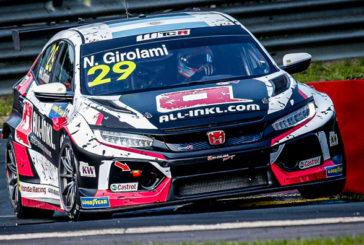 WTCR: Girolami gana en el debut del WTCR en Zolder