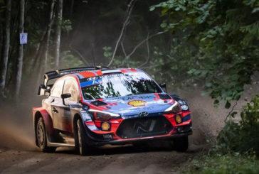 WRC: Ott Tänak se impone en casa y logra el triunfo en el Rally de Estonia