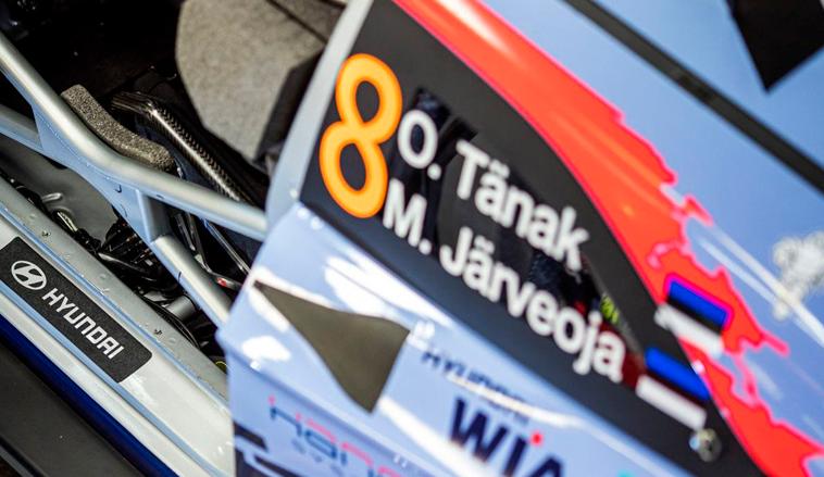 WRC: Ott Tänak marca la pauta en el shakedown del Rally de Estonia