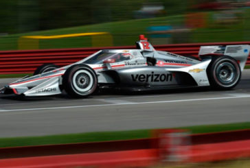 Indy Car: Dominio total de Power en la carrera 1 de Mid-Ohio
