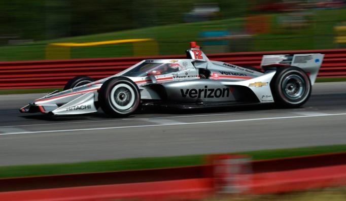 Indy Car: Dominio total de Power en la carrera 1 de Mid-Ohio