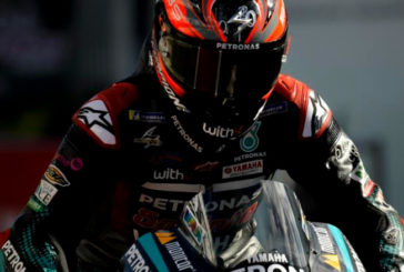 MotoGP: Quartararo lidera el gran arranque del póquer de favoritos
